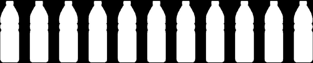 botellas plástico evitadas