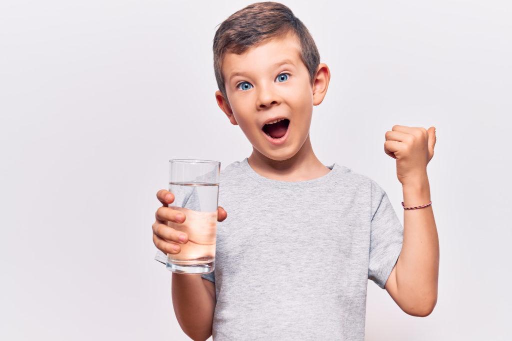 agua sin cal